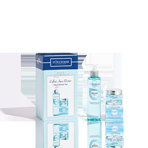 Dúo Hidratante Aqua Réotier | L'OCCITANE