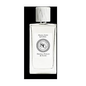 Eau de Parfum Naranja, Hojas & Flores | L'OCCITANE & Pierre HERMÉ
