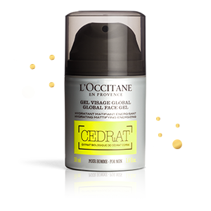 Gel de Rostro Global Cédrat