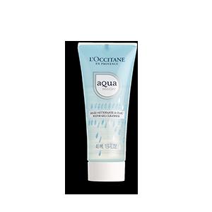 Gel limpiador de rostro hidratante y refescante |L'OCCITANE
