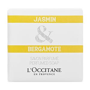 Jabón Perfumado Jazmín & Bergamota