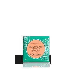 Jabón Perfumado Pomelo y Ruibarbo | Tratamiento de Cuerpo