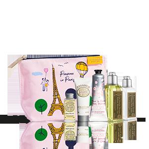 Neceser de Cuerpo Provence in Paris | L'OCCITANE