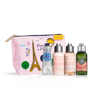 Neceser Los Indispensables Provence in Paris  | L'OCCITANE