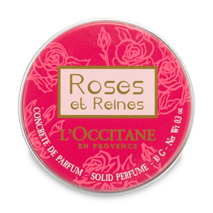 Perfume Sólido Rosas y Reinas