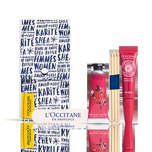 Ritual de belleza para manos con Karité y aroma a rosa | L'OCCITANE