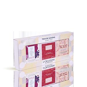 Trío de Jabones Perfumados | Tratamientos para el cuerpo