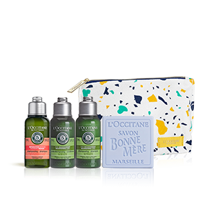 ¡Tu neceser bienestar y tus esenciales Aromacología de regalo!