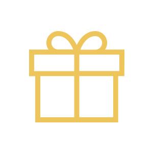 Tu regalo sorpresa Amarillo