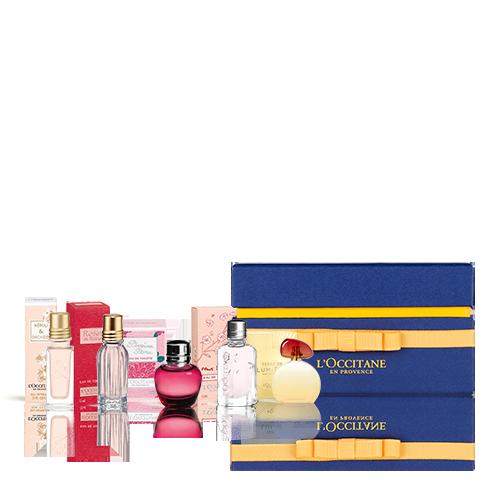 Cofre Miniaturas de Perfume