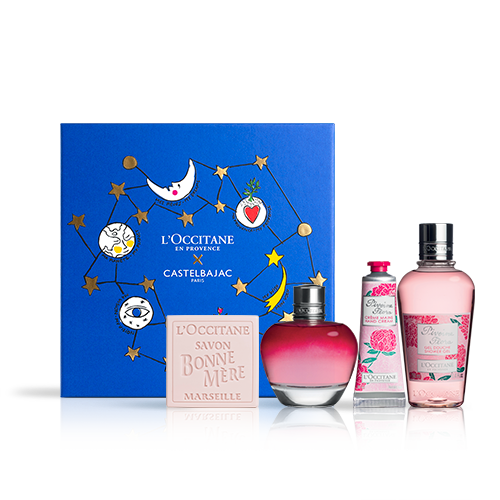 Cofre de Perfume Pivoine Navidad