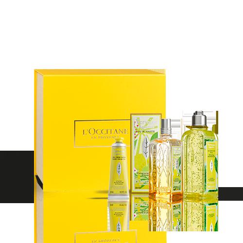 Cofre de Regalo Perfume Verbena Cítricos Edición Limitada