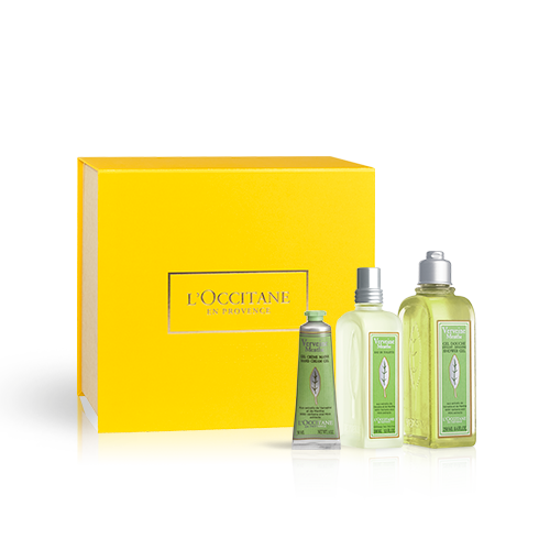 Cofre de Regalo Perfume Verbena Menta Edición Limitada
