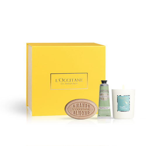 Cofre Regalo Perfume Hogar Revitalizante