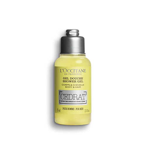 Gel de Ducha Cédrat 75 ml