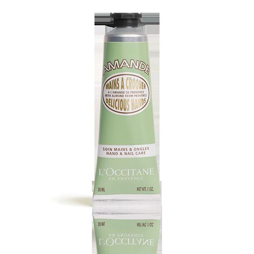 Crema de Manos Deliciosas Almendra 30 ml