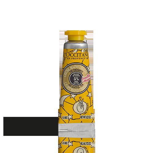 Crema de Manos Ligera Té Delicioso Karité CASTELBAJAC Paris 10 ml