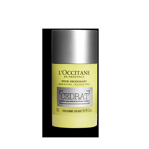 Desodorante Stick Cédrat 75 g