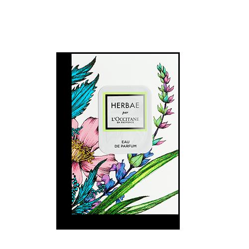 Eau de Parfum Herbae par L'OCCITANE 35mg