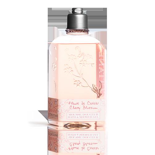 Espuma Suavidad Flores de Cerezo