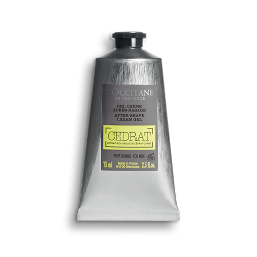 Gel-Crema Aftershave Cédrat