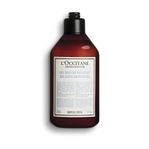 Gel de ducha relajante 250 ml