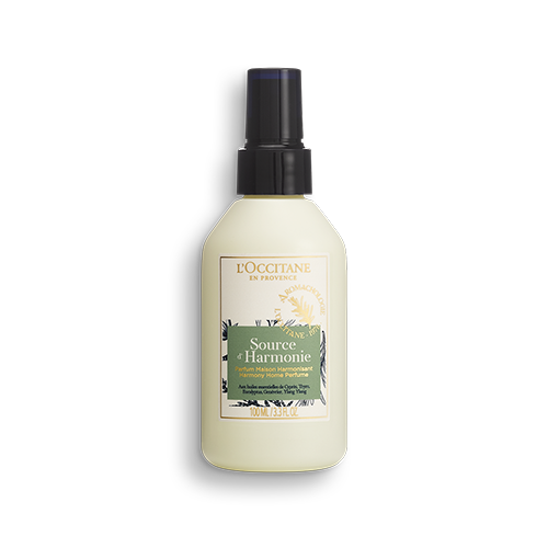 Perfume de Hogar Source d'Harmonie (Verde Armonía) 100ml