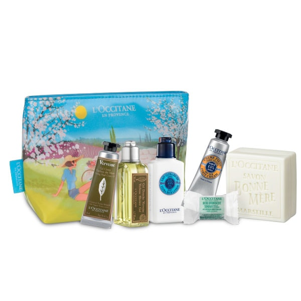 l'occitane packs