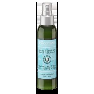 Aromachologie Revitalizing Fresh Detangling Spray