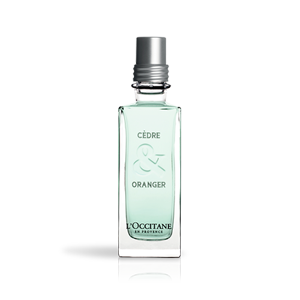 Eau de Toilette Cedre et Orange