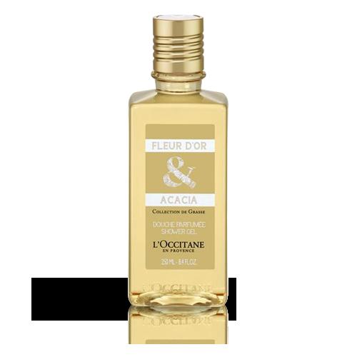 Gel de Ducha Perfumado Flor de Oro & Acacia