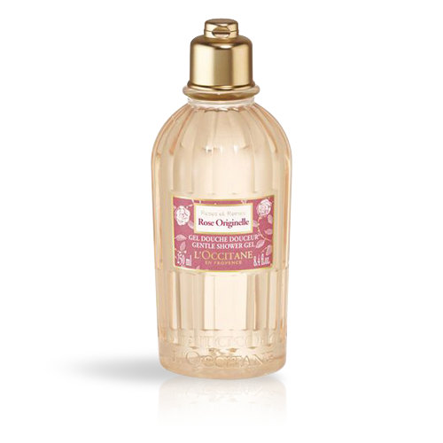Gel de Ducha Suave Rose Originalle