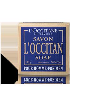 Jabón L'Occitan para Hombre
