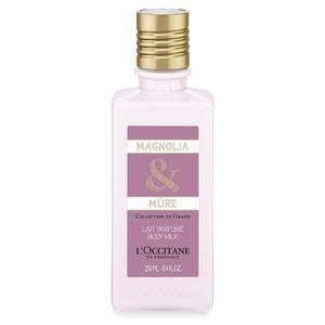 Leche de Cuerpo Perfumada Magnolia & Mora