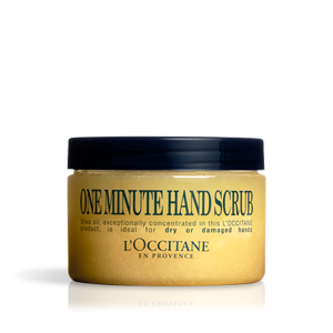 One Minute Hand Scrub