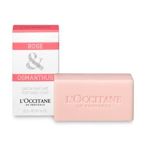 Rose & Osmanthus Perfumed Soap