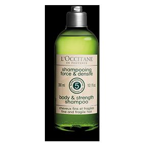 Shampoo Fuerza & Densidad Aromacología