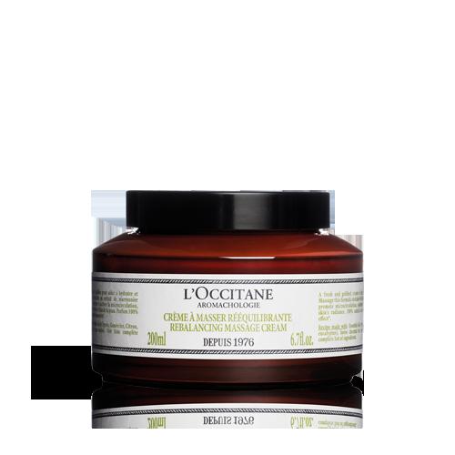 Crema de Masaje Reequilibrante Aromacología