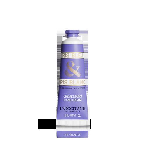 Crema para Manos Perfumada Iris Bleu & Iris Blanc