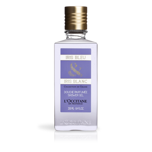 Ducha Perfumada Iris Bleu & Iris Blanc