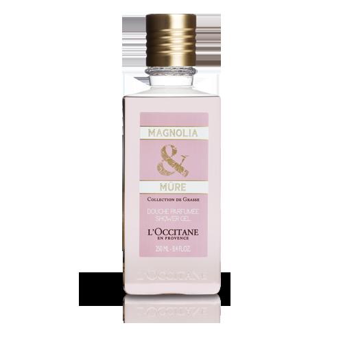 Gel de Ducha Perfumado Magnolia & Mora
