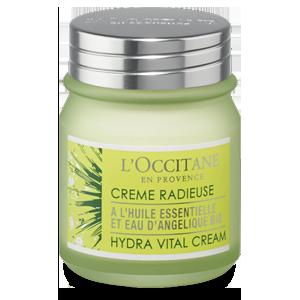 Crema Hidratante Vital  Angélica