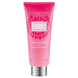 Gel Exfoliante 2 en 1 Pivoine Sublime