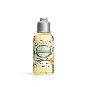 ALMOND SHOWER OIL 35ML