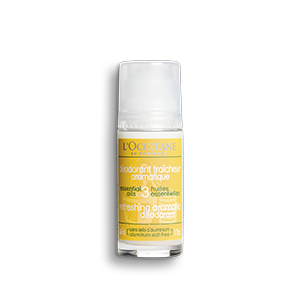 AROMACHOLOGIE REFRESHING ROLL-ON DEODORANT