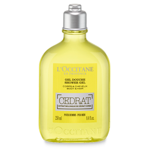 Cédrat Shower Gel