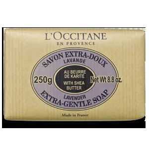 Extra Gentrle soap - Lavander 250 gr