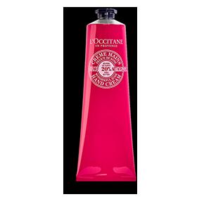 Shea Rose Hand Cream