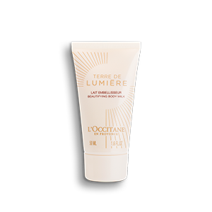 TERRE DE LUMIERE BODY LOTION 50 ml