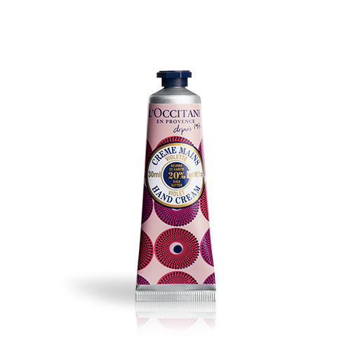 Shea Violet Hand Cream Tribute to Women